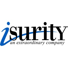 iSurity: an extraordinary company (logo)