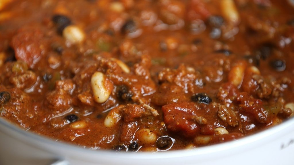 Whitlock's Favorite Chili and Fixins Recipes