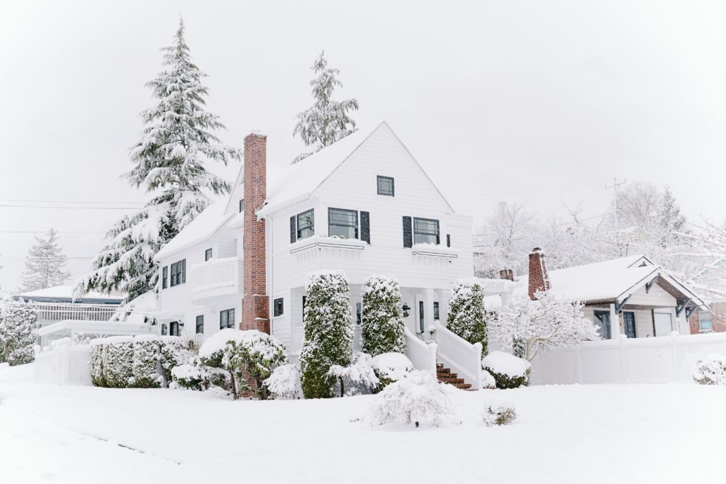 Whitlock's Home Winter Prep Checklist