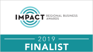 2019 IMAPCT Regional Business Awards Finalist
