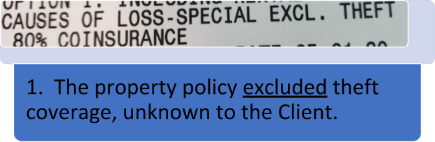 insurance policy exclusions